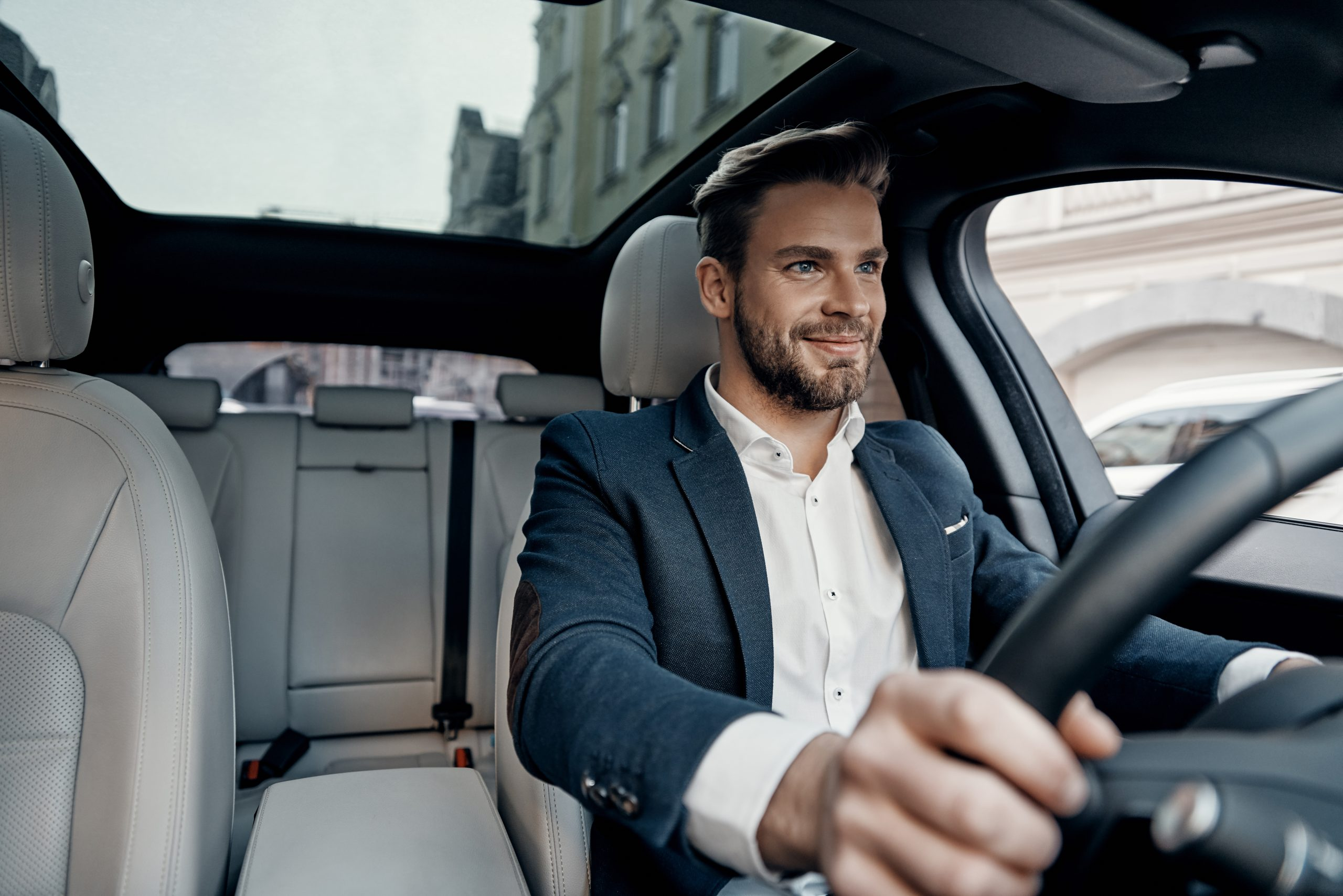 Putting the client and their customers in the driver's seat