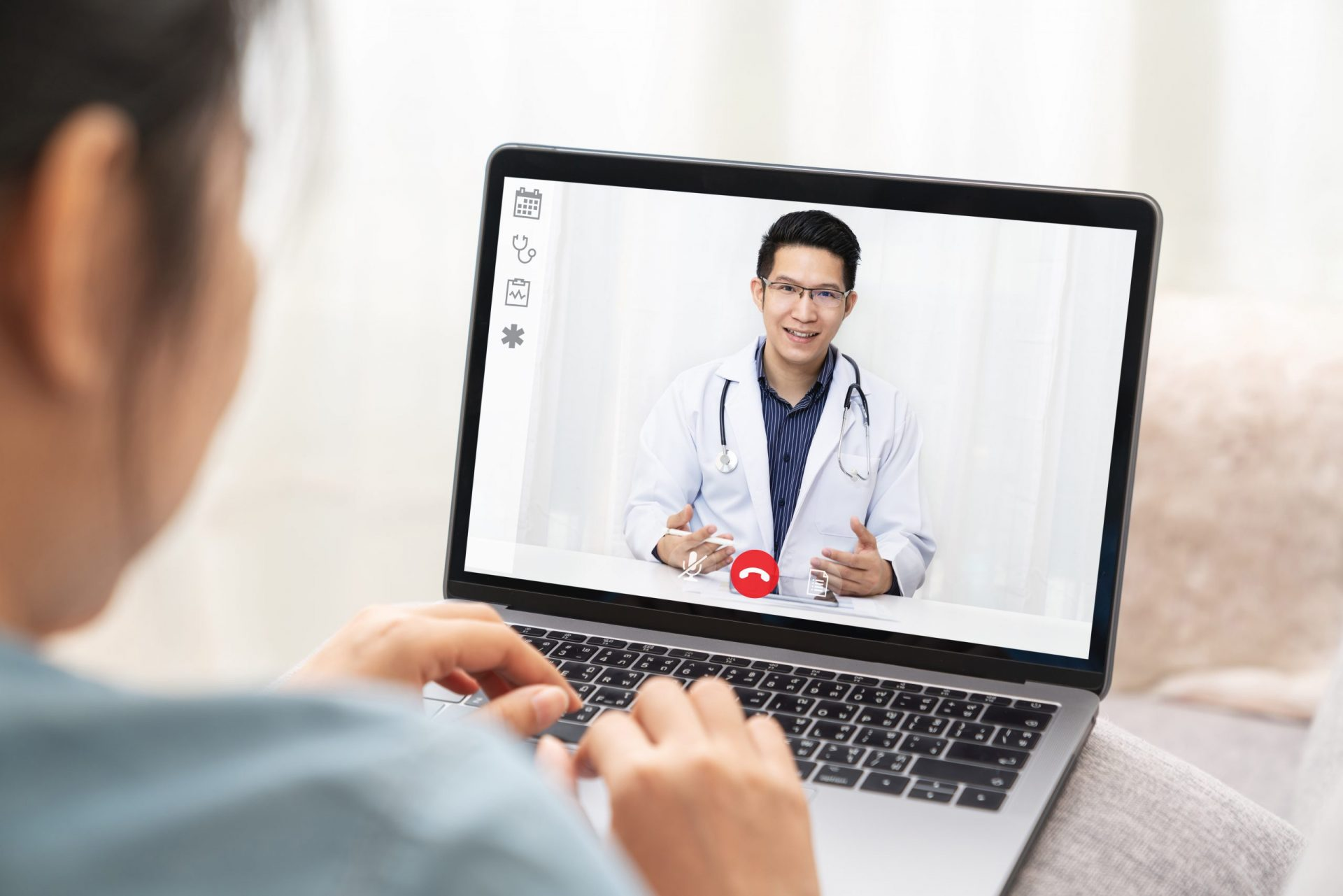 Ramping Up to Rapid Changes in Remote Healthcare